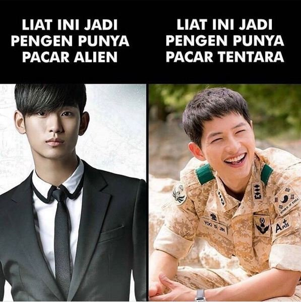 alien vs tentara