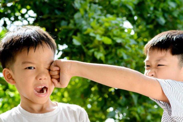 Hati-hati, anak rawan bertengkar!