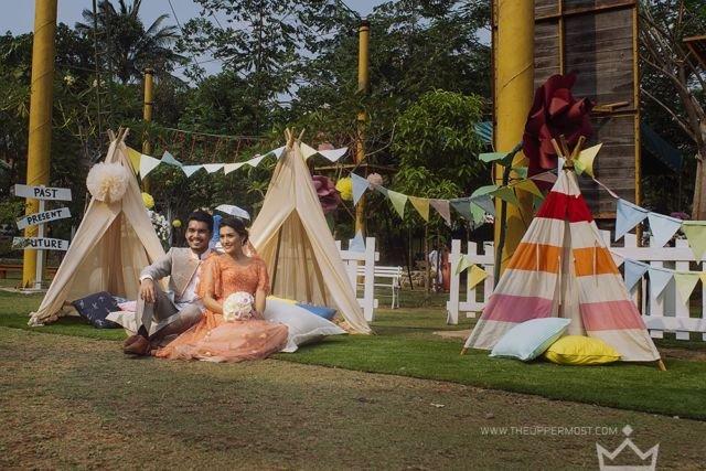 pernikahan ala piknik
