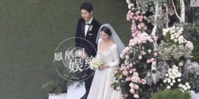 Live Sreaming Pernikahan Song Song Couple