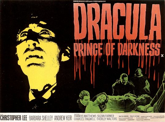 Dracula: Prince of Darkness (1966)
