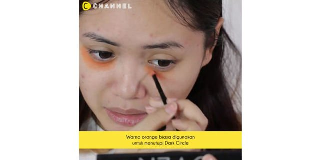 Concealer Orange