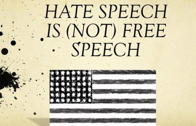 Free speech sih, tapi kok penuh kebencian?