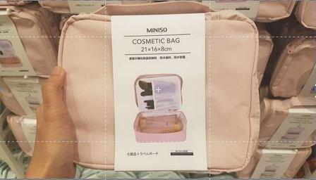 cosmetic bag/ organizer bag
