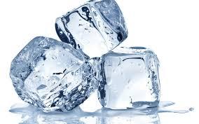 ganti primer dengan es batu