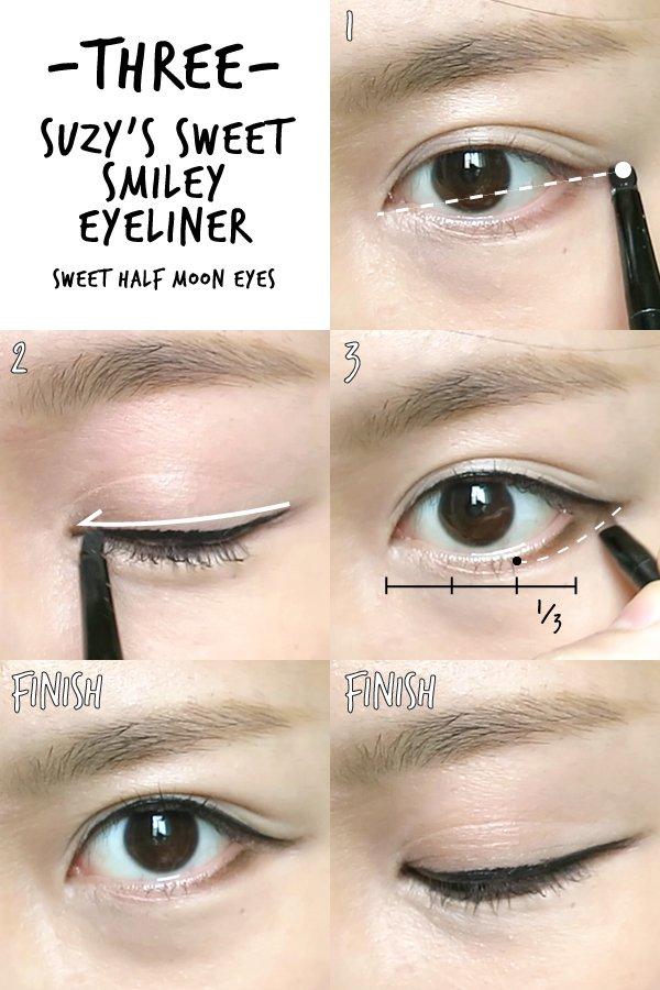 eyeliner ala Suzy