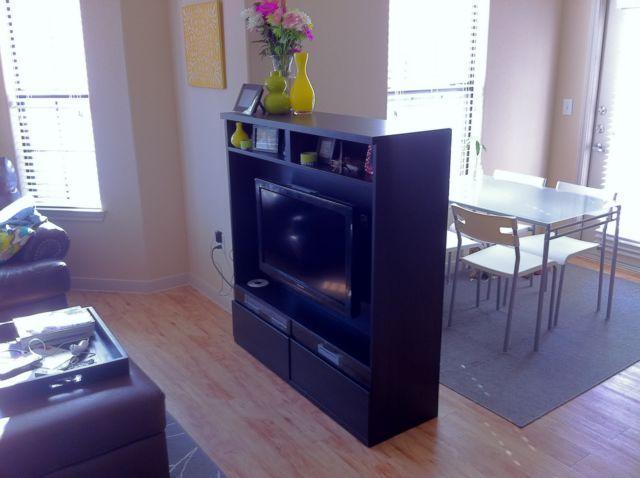 13 ide kreatif pembatas ruangan untuk rumah mungil  satu ruangan bisa disulap jadi dua atau lebih