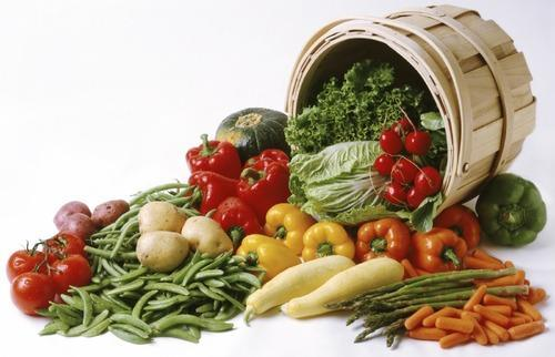 Vegetables is important for healthy life