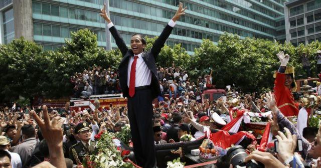 orasi presiden Joko Widodo