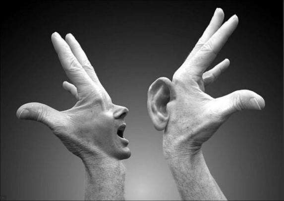 Bonus: gesture bicara banyak