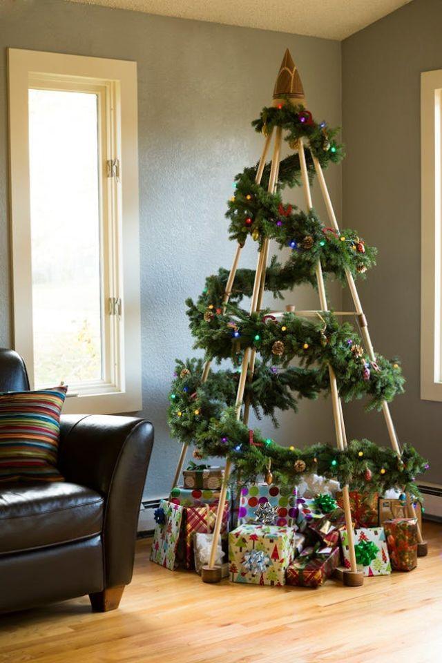 pohon ala natal