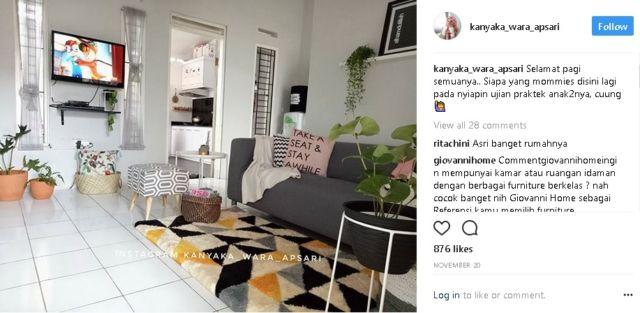 8 Akun Instagram Tema Interior Yang Bisa Menginspirasimu