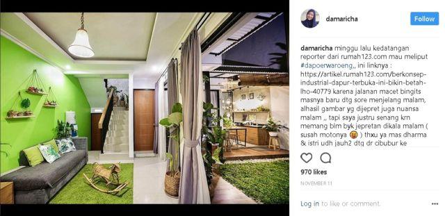 8 Akun Instagram Tema Interior yang Bisa Menginspirasimu Meski