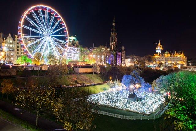 Natal di Edinburgh