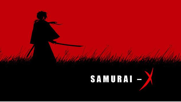 Samurai - X