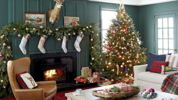 Persiapan Menyambut Natal Berbagai Konsep Dekorasi Pohon