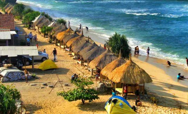 pantai pantai di Gunung Kidul