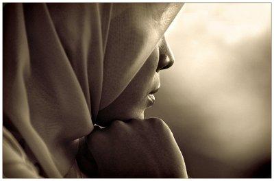 muslimah bimbang