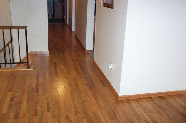 desain rumah beralaskan kayu