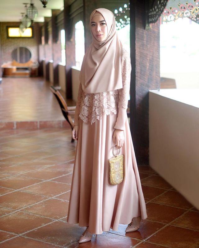 9 Ide Penampilan Wisuda Dengan Kebaya Dan Hijab Syar I Anti Ketat