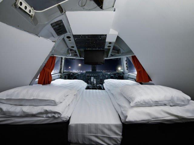 kamar cockpit