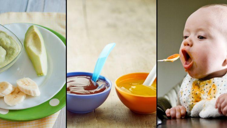 Aneka Menu Mpasi Buat Adik Bayi Yang Baru Belajar Makan Mulai Buah Hingga Daging Semuanya Ada
