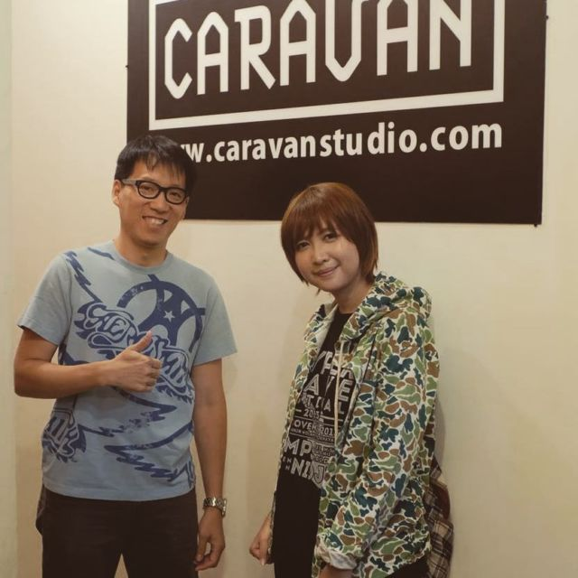 Christiawan Lie dan Gaida JKT48