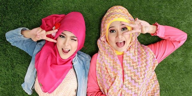 Pertimbangkan Tidur Tanpa Hijab Segi Empat dan Pashmina Simple