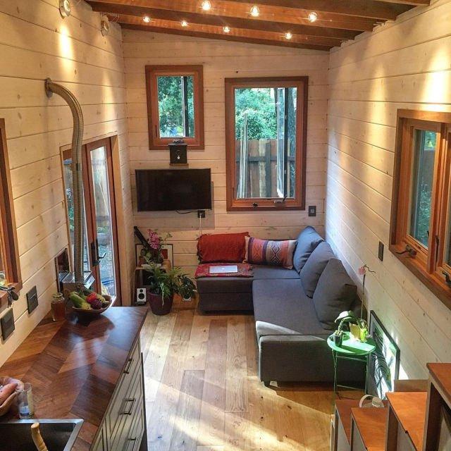 Yakin Belum Pengen Bikin Rumah Mungil Tiny House Saat Harga Tanah Menggila Gini Cek Nih Desainnya