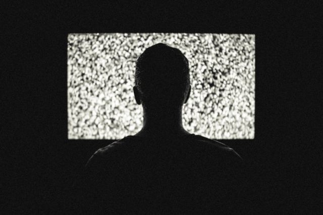 Watching movie or Listening music