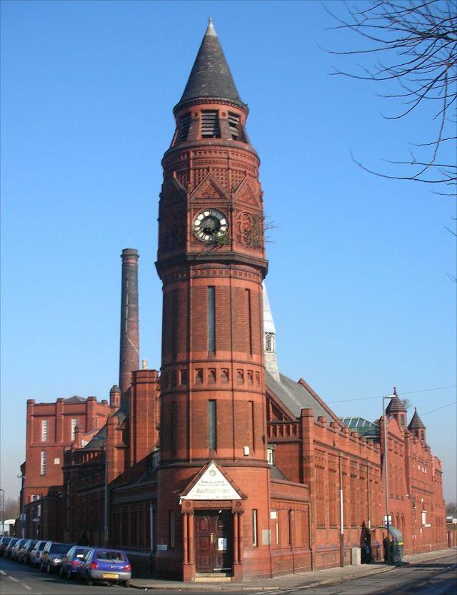 Green Lane Mosque - BIRMINGHAM