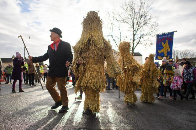 Festival Straw Bear