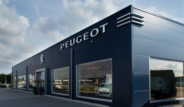 Kantor Peugeot