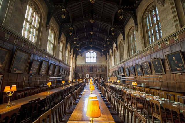The Great Hall,