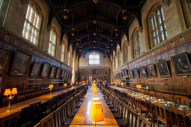 Aula Hogwarts