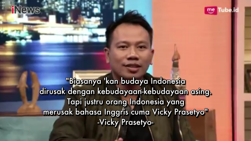 Download 82+ Gambar Lucu Vicky Prasetyo Paling Lucu