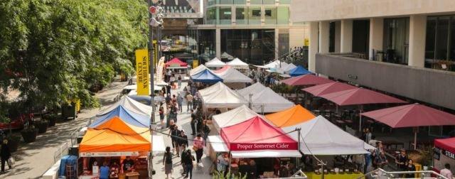 Southbank Cantre Food Market