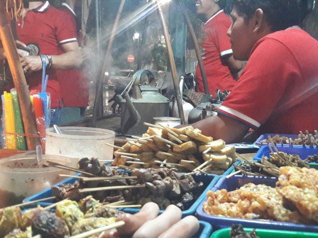 Yogya street food