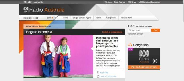 ABC (Australian Broadcasting Corporation)