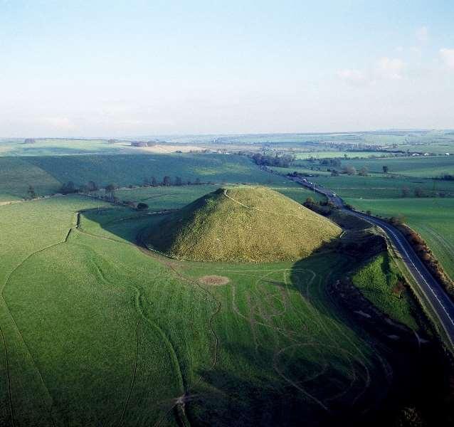 Prehistoric Artificial Hill