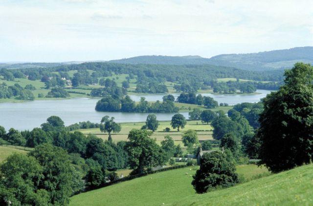 Hawkshead, Cumbria, England