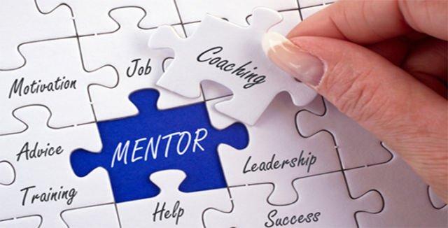 kalau perlu, kamu cari mentor kamu!