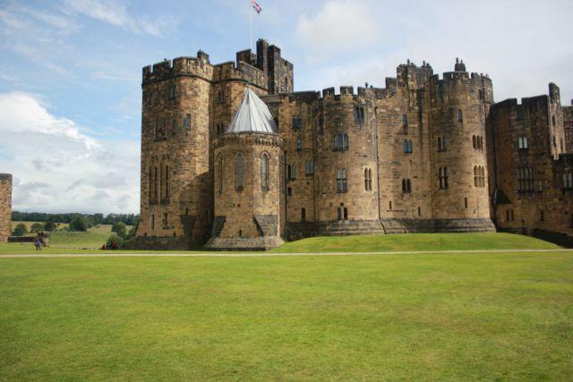 Castle Hogwarts