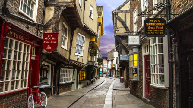 Diagon Alley 2
