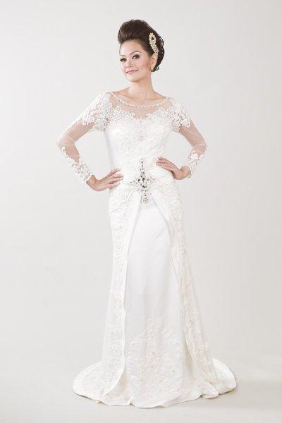 Gaun Dan Kebaya Pengantin Ini Harganya Di Bawah 1 Juta Bisa