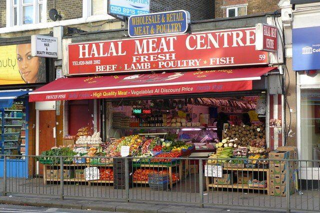 Salah Satu Restoran Halal di UK