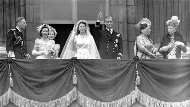 Pernikahan Ratu Elizabeth, 1947