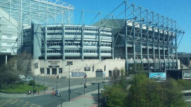 St James's Park Stadium