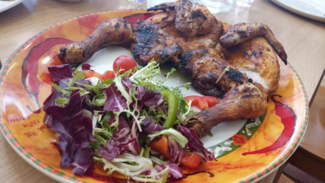 Ayam peri-peri