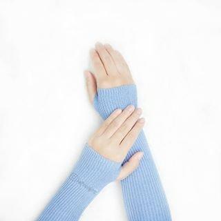 penggunaan hand sock